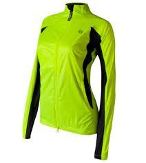 yellow cycling jacket ladies reflective cycling jacket commuter