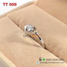 model cincin titanium jual cincin titanium cewek