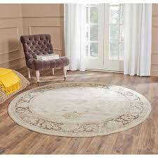 safavieh vintage olivia area rug 6 u0027 x 6 u0027 round 8083186 hsn