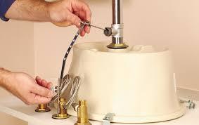 Installing A Bathtub Faucet How To Install A Bathroom Faucet