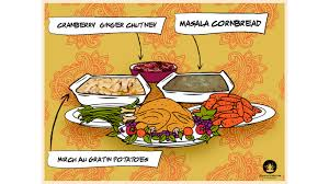 3 masala fied sides to add to your thanksgiving menu