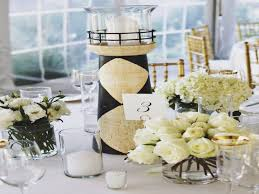 ocean themed centerpieces here are four great beach inspired