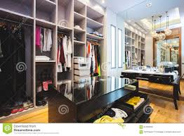 a luxury dressing room stock photo image 61595335