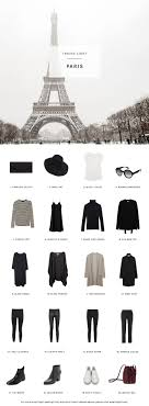 how to travel light images Packing for winter in paris hej doll simple modern living by jpg