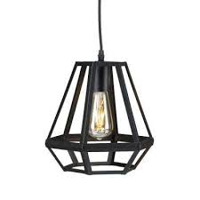 Caged Pendant Light Black No Additional Accessories Cage Pendant Lights
