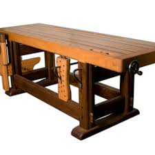Woodworkers Bench Plans Hand Made Woodworking Bench By Gerspach Handcrafted Woodworks Llc