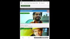download latest released movie in your mobile with best print