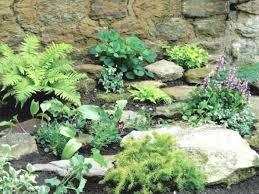 Pretty Garden Ideas Delightful Design Rock Garden Ideas Come With Rock Garden Array