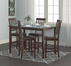 Home Decor Products Inc Upc 753793945583 Essential Home Cayman 5pc High Top Dining Set