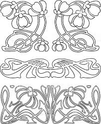 Art Deco Design Art Deco Design Elements 3 Stock Vector Art 165030399 Istock