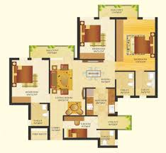 Plan 3 by Sare Crescent Parc Royal Green Sector 92 Gurgaon Lee Group M