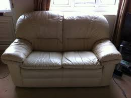 3 Seater Cream Leather Sofa Free 2 Seater 3 Seater Cream Leather Sofa Set Extremely Comfy