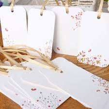 best wishes for wedding card 24pcs wedding card wish tree gift tags give the best wishes to the