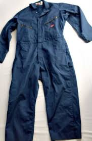 blue mechanic jumpsuit work jumpsuit pant suit mechanic bibs sz 42 s