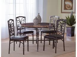 Tuscan Dining Room Tables Bernards Dining Room Tuscan Dining Set 793903 Furniture Fair