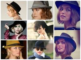 fedora with short hair hair world magazine