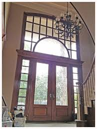 front door leaded glass awesome front entry door unit from my childhood home 8 u0027 double