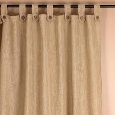 Tab Top Button Curtains Tab Top Button Curtains Ideas With Tab Top Panel Curtains
