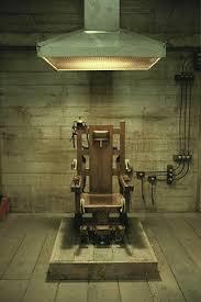 execution chaise electrique la chaise electrique plongez dans le couloir de la mort