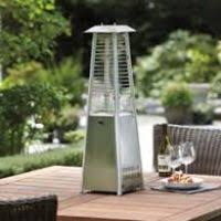 Fiammetta Powder Coated Table Top Gas Outdoor Heater Bunnings Tabletop Patio Heater Offers Brightwire Co