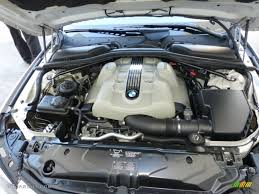 bmw 545i 2004 2004 bmw 5 series 545i sedan 4 4l dohc 32v v8 engine photo
