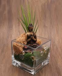 buddha terrarium zen decor don u0027t like the actually set up just