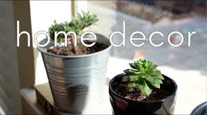 cactus home decor home decor as a minimalist youtube