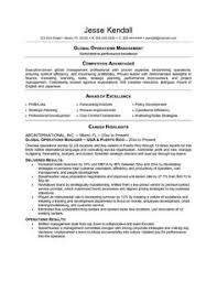 Medical Assistant Resume With No Experience Operations Manager Cover Letter No Experience Http Ersume Com