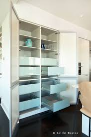 Kitchen Shelves Vs Cabinets Remodelling Your Modern Home Design With Fantastic Epic Leicht