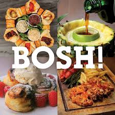 in the kitchen with ian theasby from bosh vegan food living