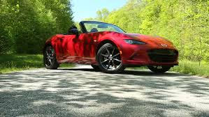 2016 mazda mx 5 miata review consumer reports