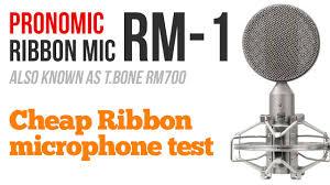 cheap ribbon small big guitar sound a cheap ribbon microphone guitar