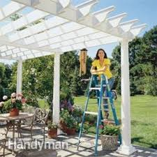 Outdoor Shades For Patio by How To Shade Your Deck Or Patio Family Handyman
