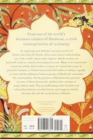 Hinduism Map The Hindus An Alternative History Wendy Doniger 9780143116691
