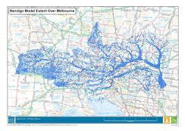 flood map melbourne flood map map of melbourne flood australia
