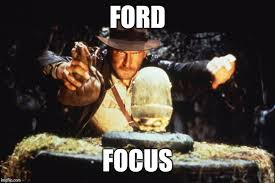 Ford Focus Meme - bad pun harrison imgflip
