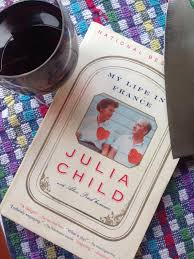stroud is all over the place my life in france by julia child