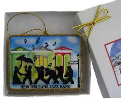 new orleans jazz band ornament new orleans ornament jazz