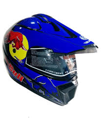 red bull motocross helmets gliders mc 2 full face motocross bull glossy blue with