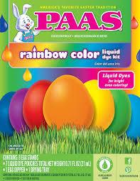 paas easter egg dye seasonal distribution inc paas easter egg products