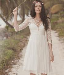 white lace dress with sleeves knee length strapless white lace dress knee length naf dresses