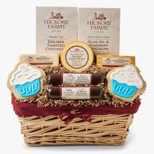 birthday gift baskets hickory farms signature birthday gift basket