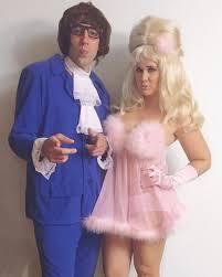 Austin Powers Halloween Costumes 20 Couples Halloween Costumes Uk Ideas