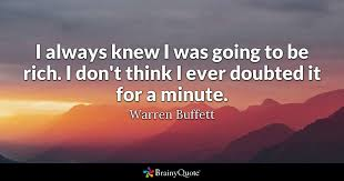 for to be warren buffett quotes brainyquote