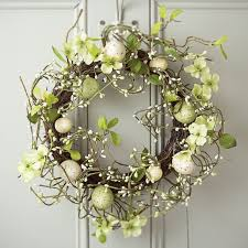 easter wreath easter decorations best easter wreaths to buy now