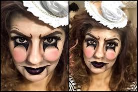 Youtube Halloween Makeup by The Ringmaster Halloween Makeup Tutorial Youtube