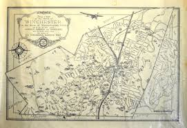 Map Of Salem Massachusetts by Chase Map Collection U2014 Winchester Public Library