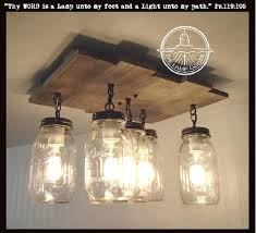 Ceiling Light For Sale Ceiling Light Fixture Simple Jar With Reclaimed Wood