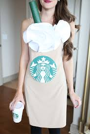 Starbucks Halloween Costume Kids Southern Curls U0026 Pearls Minute Diy Halloween Costume