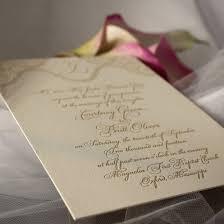 Letterpress Invitations Letterpress Wedding Invitation R 55 1c